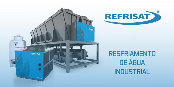 resfriamento de agua industrial