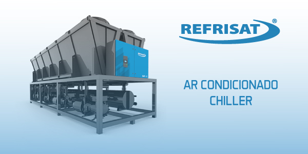 ar condicionado chiller