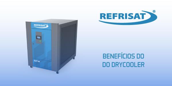 benefícios do drycooler