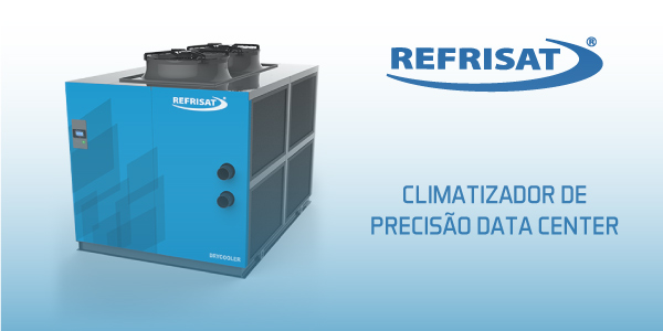 CLIMATIZADOR DE PRECISÃO DATA CENTER